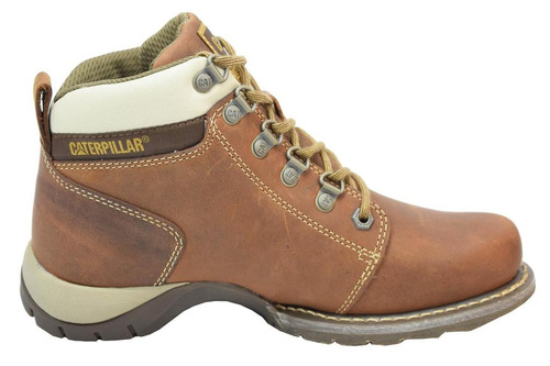 bota de piso para mujer caterpillar carlie-p302256 rudos