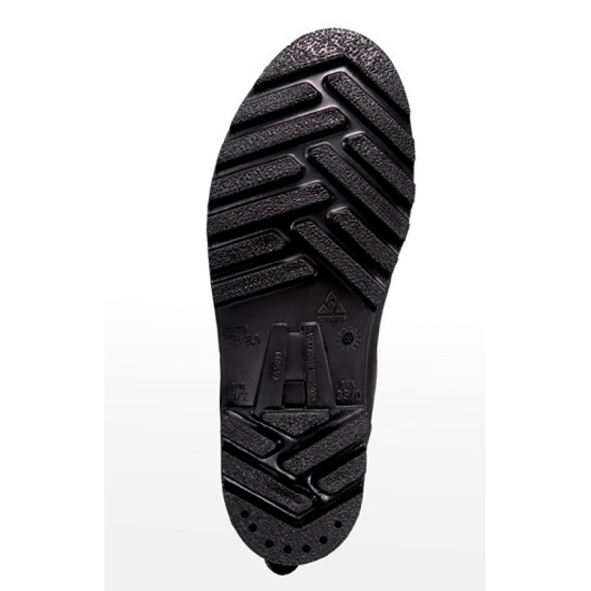 a5ff620a182 bota de pvc 7 léguas alpargatas cano extra curto preta 38. Carregando zoom.