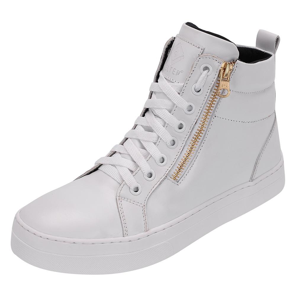 634a33e3d1 bota de treino academia dança crossfit de couro selten b2. Carregando zoom.