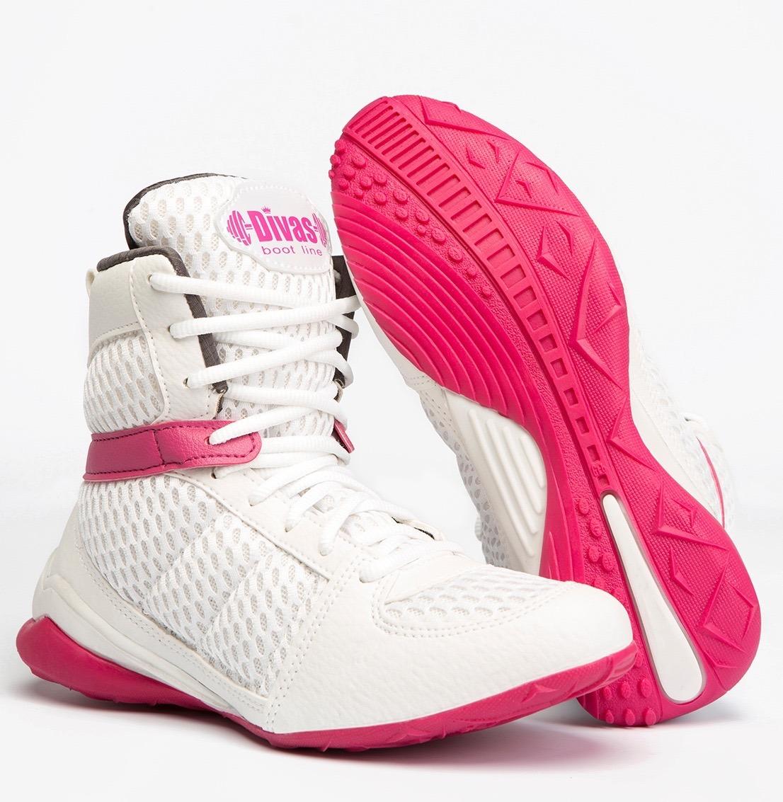 0e8ad92bf bota de treino new divas academia musculação + toalha fitnes. Carregando  zoom.