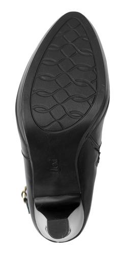 bota de vestir flexi dama 33619 negro