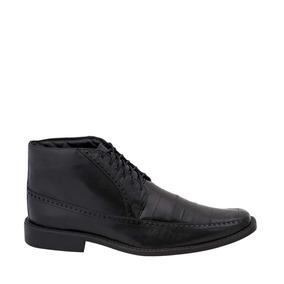 Zapato Tipo Bota De Vestir Hombre Botas y Botinetas Botas
