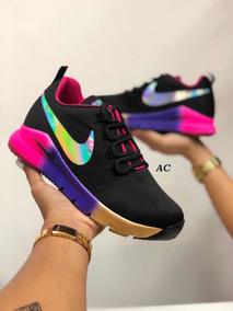 Accesorios Mujer Y Negro Bota RopaZapatos Nike Mercado Tenis En 6vYgb7yIf