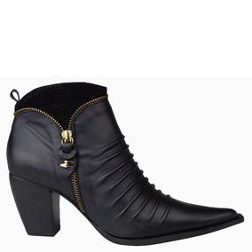 bd9667d14 Sapatos Fechado Feminino - Botas para Feminino no Mercado Livre Brasil