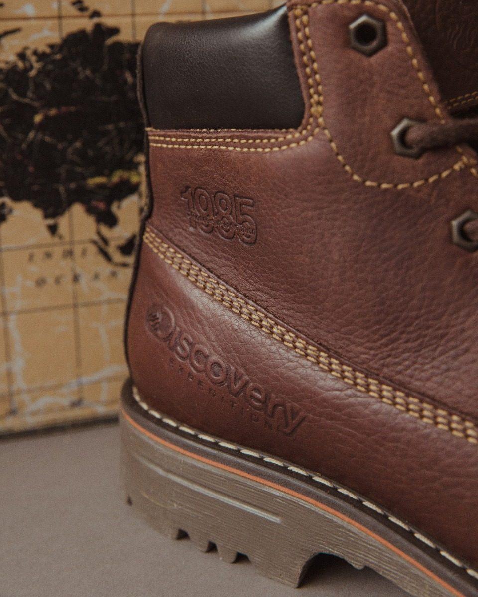ccb9f6c6044 Bota Discovery Kenai Café -   999.00 en Mercado Libre