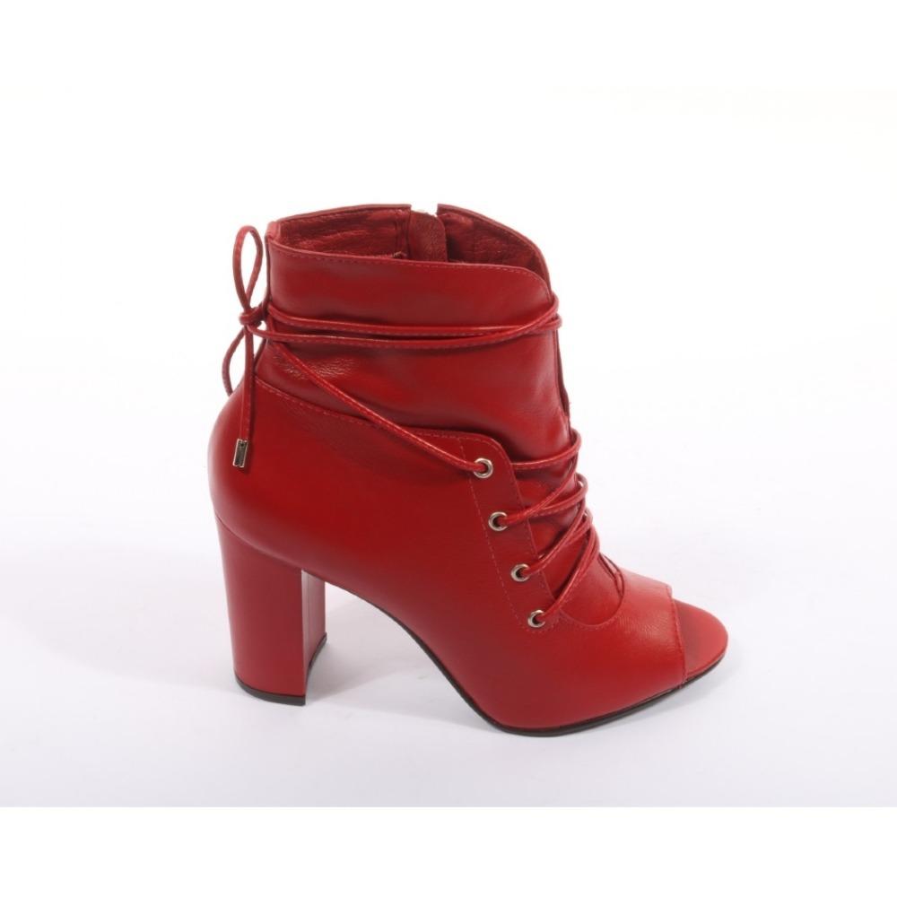 a93e3b36d4 bota divalesi feminina ankle boot. Carregando zoom.