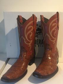 388ed57f Botas Panza Cocodrilo Hombre - Zapatos en Mercado Libre México