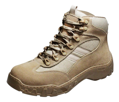 bota enforcer shot desert com forro interno trilha outdoor