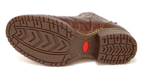 bota escamada
