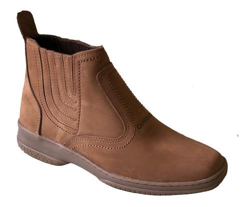bota estilo country cano medio baixo botina casual masculina reforçada otimo para casa cidade roça fazenda sitio loja