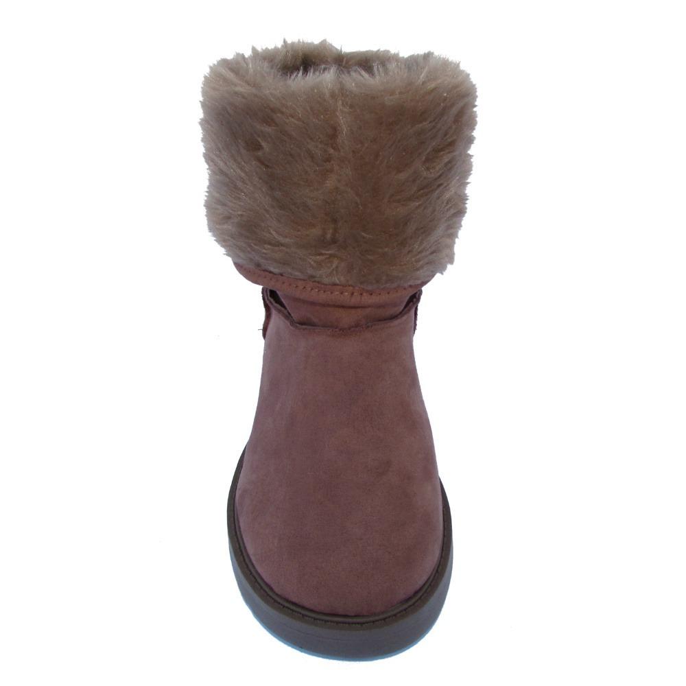 bota estilo ugg feminina pelo pelúcia 100% forrada. Carregando zoom. da41601066a0a