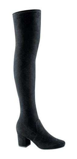 Bota Extra Larga Vestir Yaeli  Stretch  6.5 Cm 176161   Bt