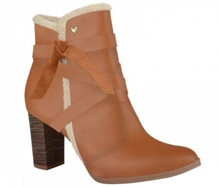 bota femenina mediocaño otoño missisipi confort invierno