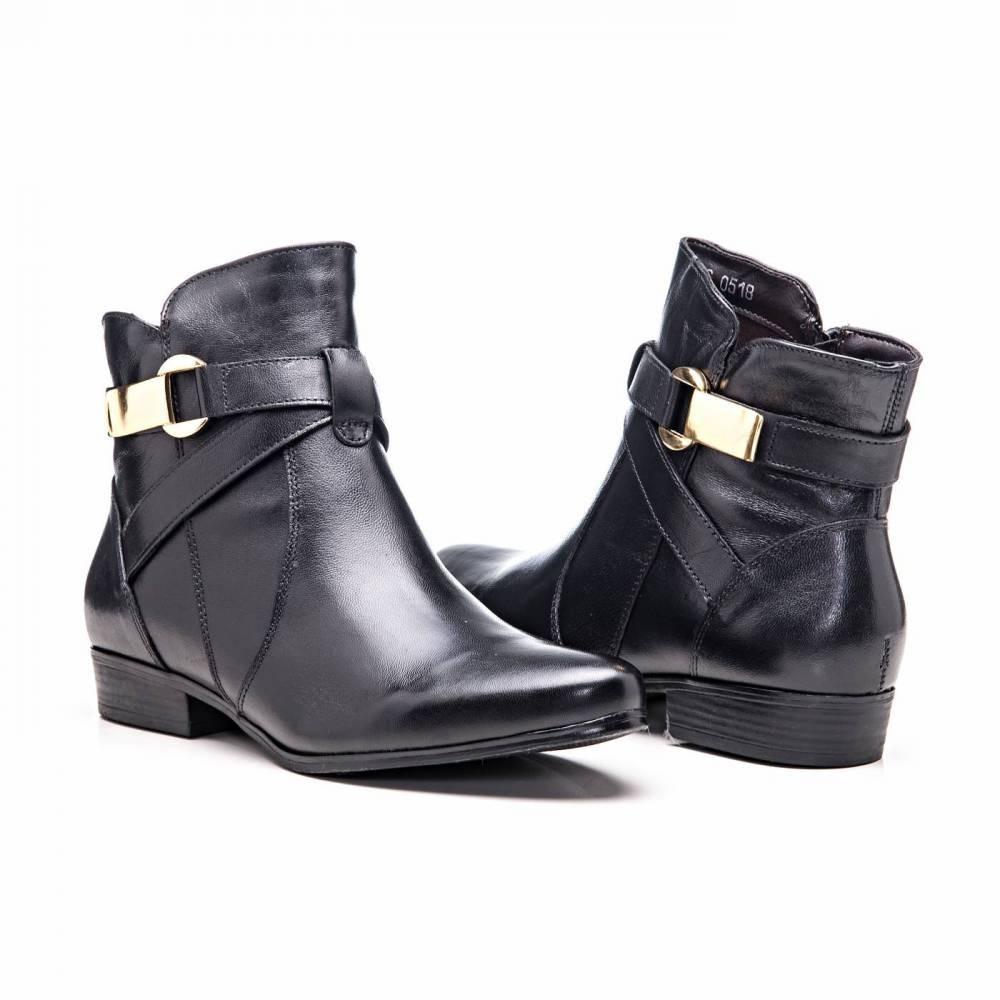 0e9bf91717 bota feminina botinha baixa preto e café bebe promoção 406. Carregando zoom.
