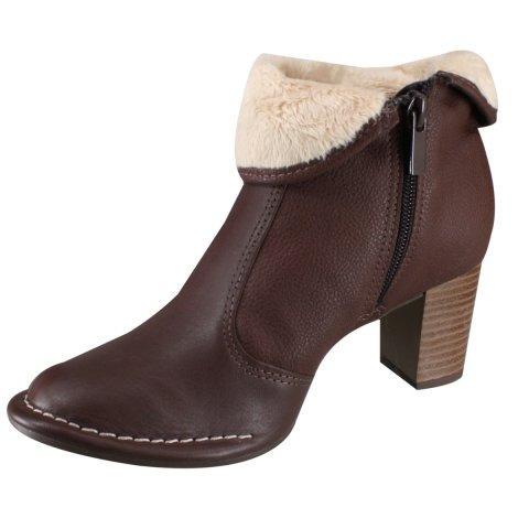 04c1e2e2a Bota Feminina Campesí Ugg Ankle Boot L5792 Super Liquidação - R  99 ...