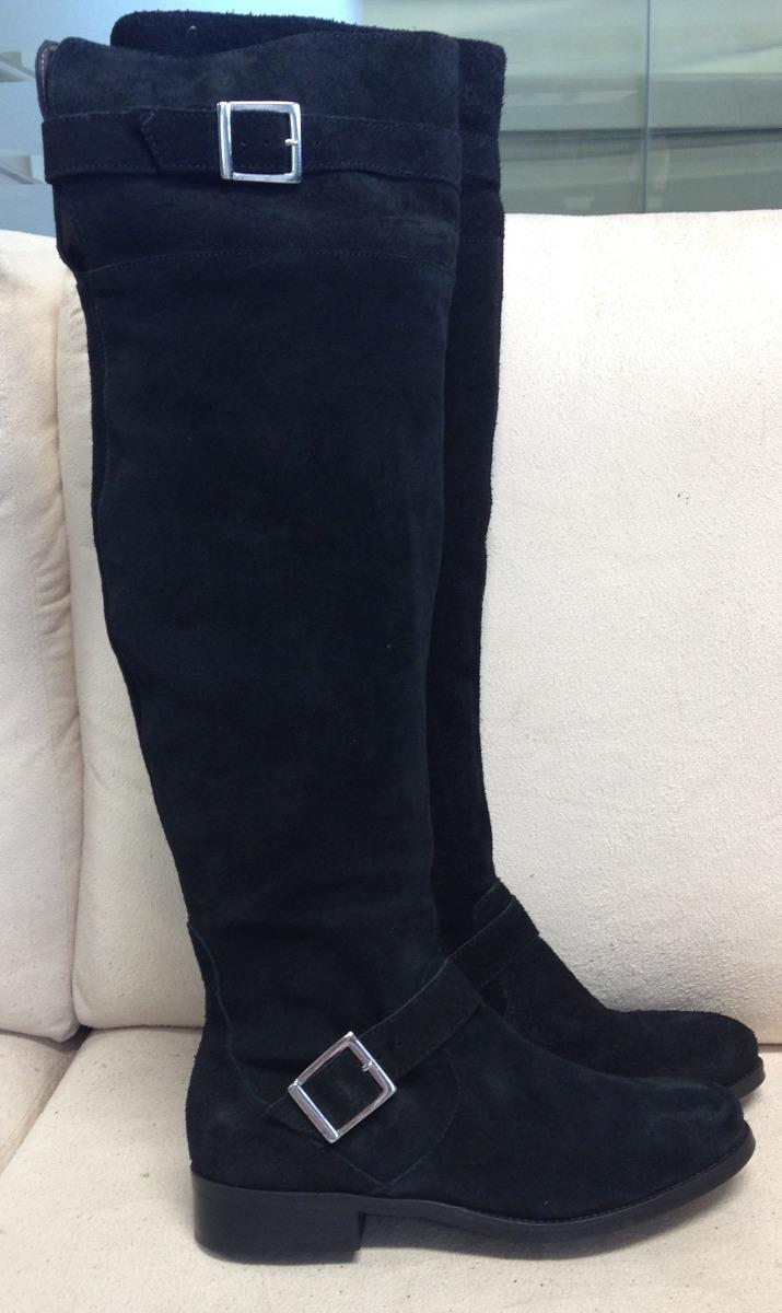 b721adf10be bota feminina camurça cano longo over knee. Carregando zoom.
