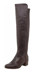 a124efb8a Bota Feminina Cano Alto Over Knee Marrom Bottero - 249801 por Clovis  Calcados