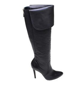 e905054dd5 Bota De Salto Cano Longo Luz Da Lua - Sapatos com o Melhores Preços no  Mercado Livre Brasil