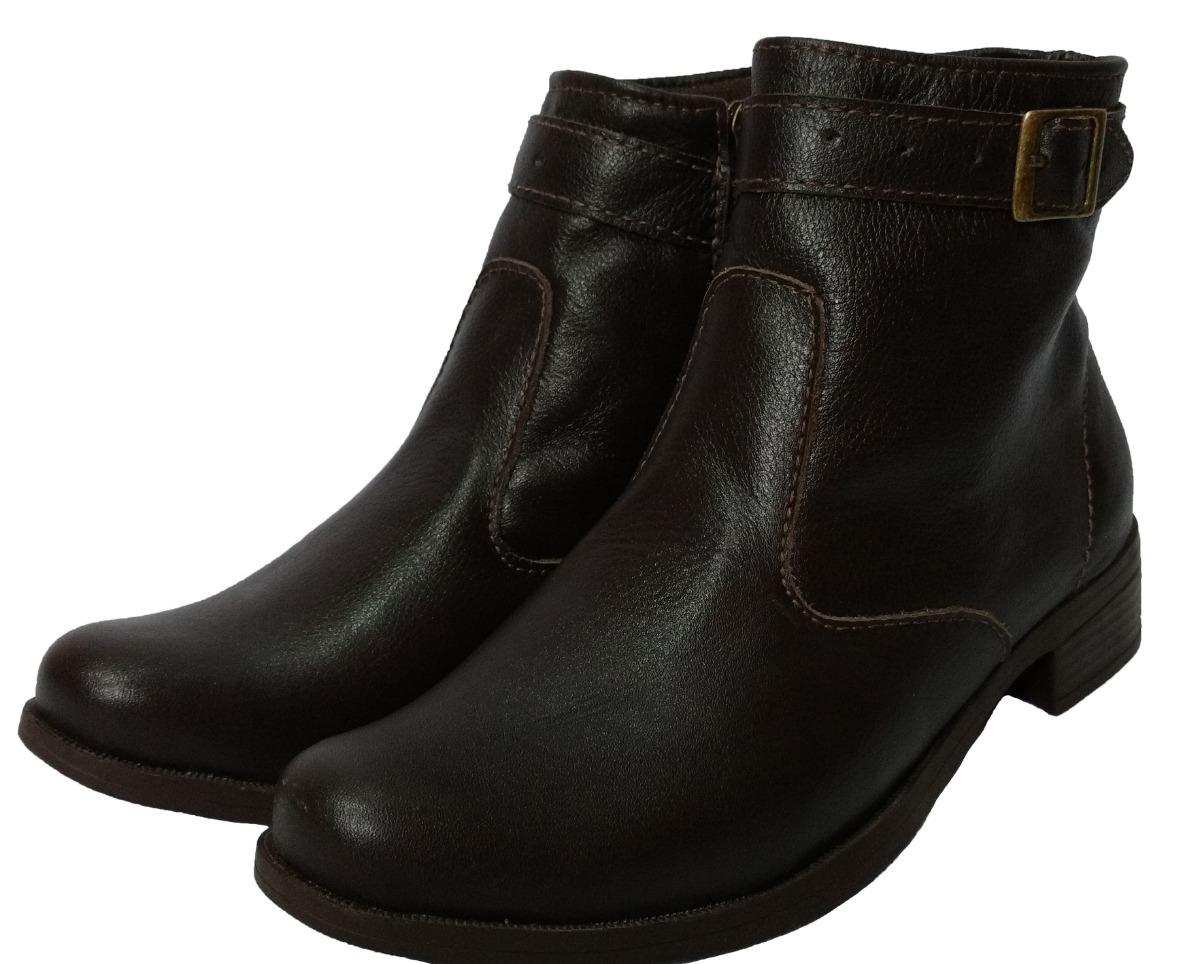 3163ac803e bota feminina cano curto barato couro legítimo alta oferta. Carregando zoom.
