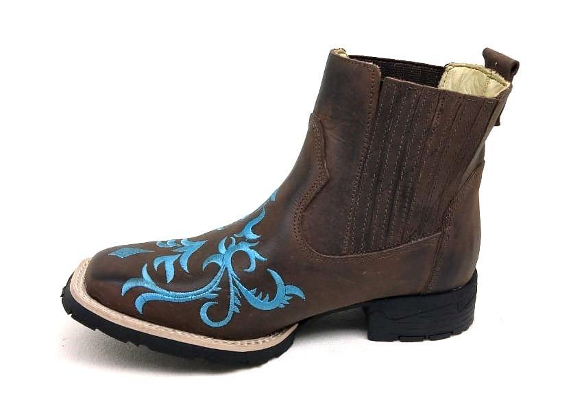 926b3ce4cc bota feminina cano curto botina café cores barata. Carregando zoom.