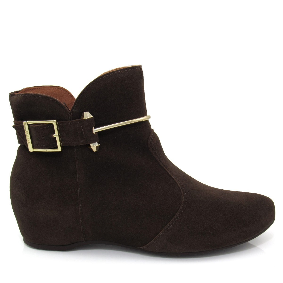 467e5730c bota feminina cano curto vizzano 3043113 marrom. Carregando zoom.