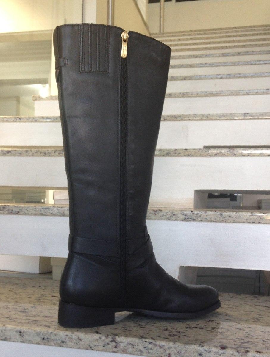 a516f3de5 bota feminina cano longo couro legítimo ajustavel. Carregando zoom.