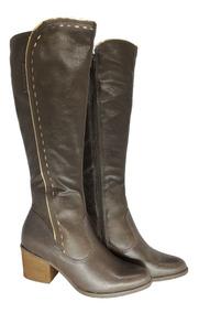 2c87be4b0 Botas Femininas Tanara Cano Curto - Sapatos com o Melhores Preços no  Mercado Livre Brasil