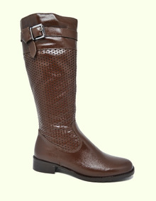 7f66c325e Huggies Naturali Botas De Cano Medio Feminino - Sapatos com o Melhores  Preços no Mercado Livre Brasil
