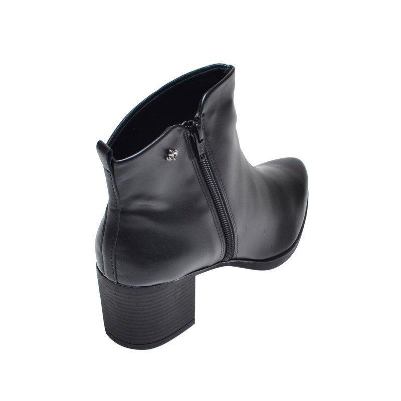 28141eb0b bota feminina cano médio cravo e canela preta. Carregando zoom.