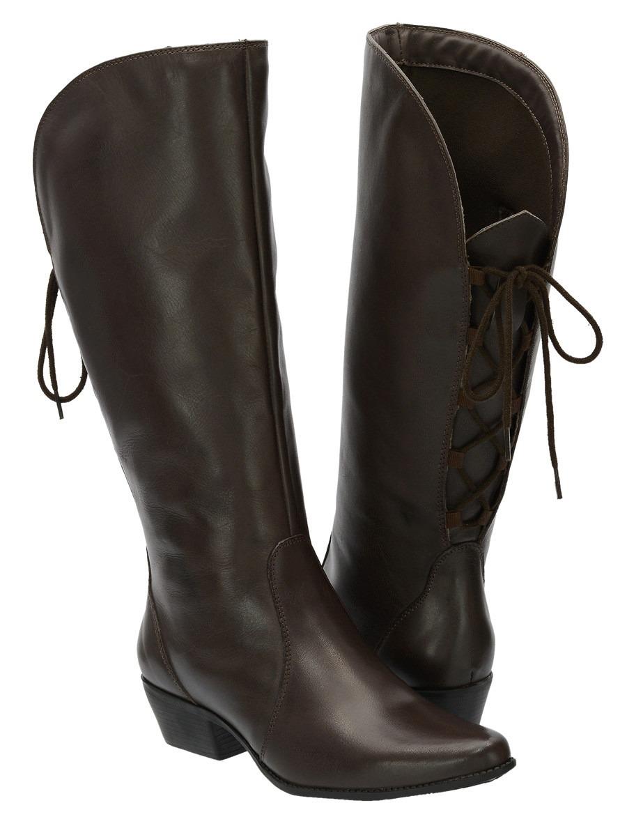 716897fb05 bota feminina casual preço de atacado em couro + brinde. Carregando zoom.