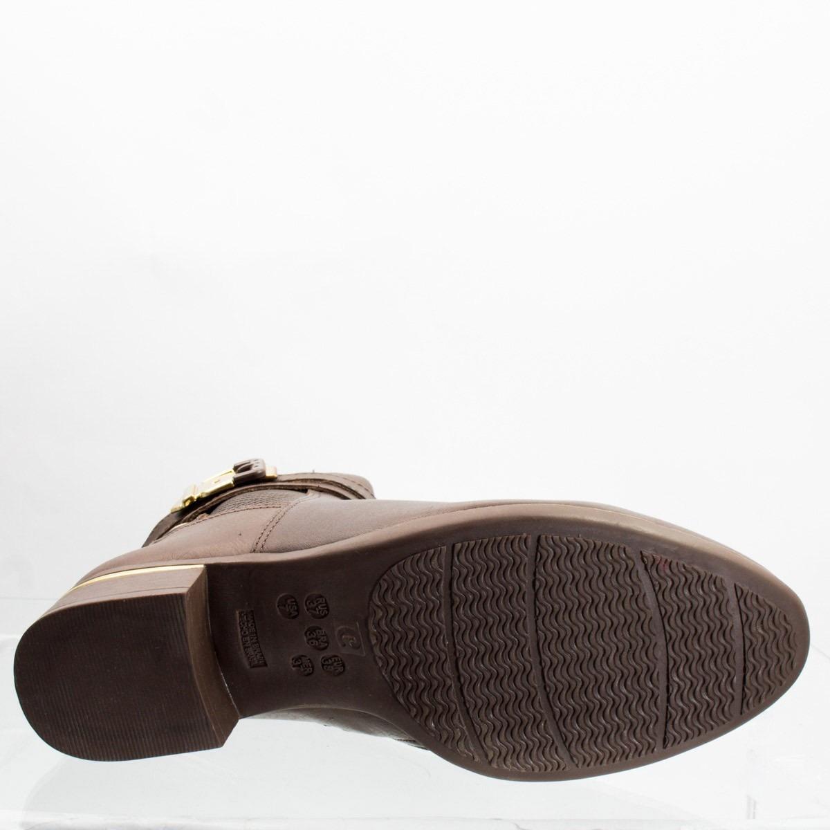 fe49e0a1b bota feminina comfortflex cano curto 1769309. Carregando zoom.