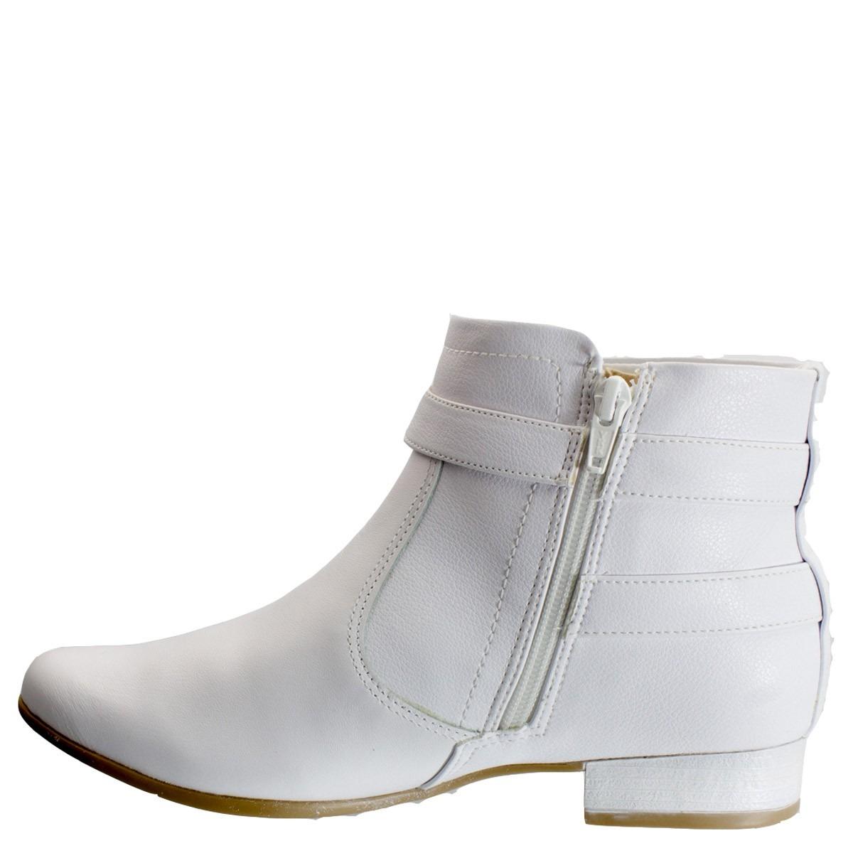 4a74357aa Bota Feminina Comfortflex Cano Curto 1790302 - R$ 143,94 em Mercado ...