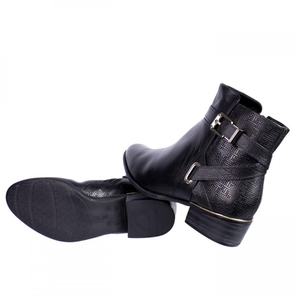 8cab2dfec bota feminina comfortflex cano curto 69302 original - bizz. Carregando zoom.