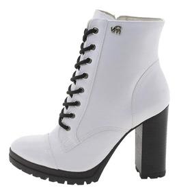 6ce88e4ff Coturno Feminino Caramelo Via Marte - Sapatos Branco com o Melhores Preços  no Mercado Livre Brasil