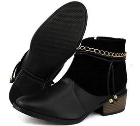 23702dfa7 Lojas De Sapatos Jau Botas Cano Curto Feminino - Sapatos com o Melhores  Preços no Mercado Livre Brasil