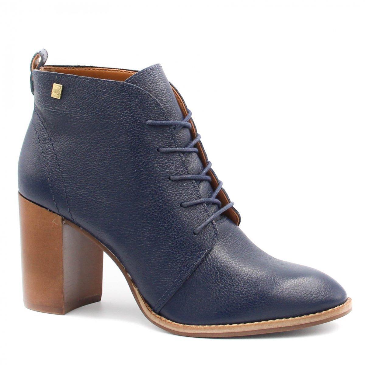 11996118352f2 Bota Feminina Coturno Loucos E Santos Ankle Boot