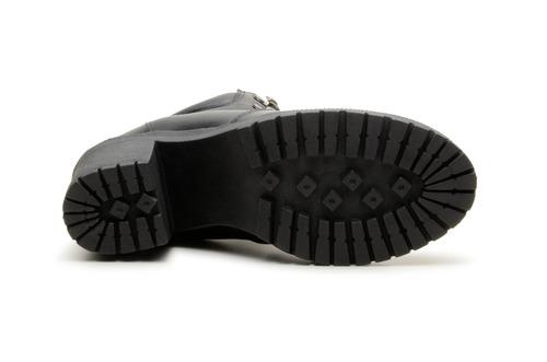 bota feminina couro legítimo 9405