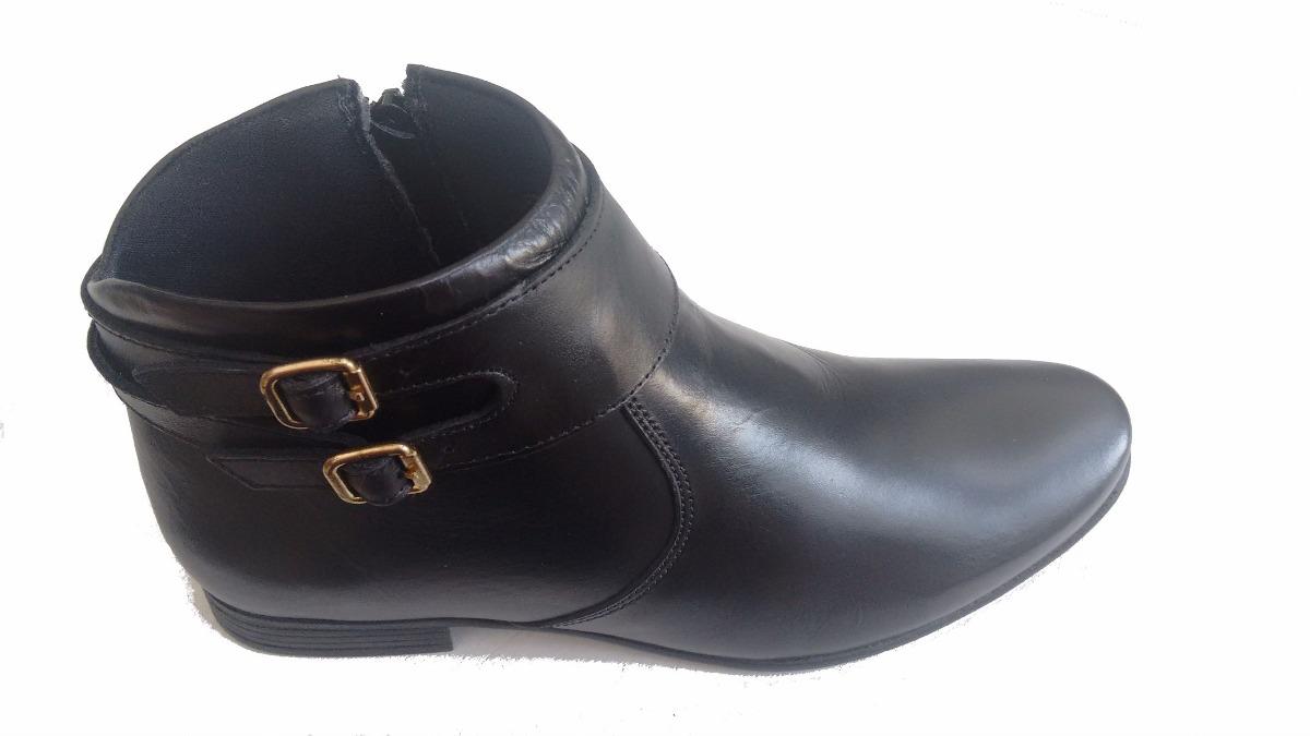 b97ad5f30b bota feminina couro legítimo cano curto patrícia keller. Carregando zoom.