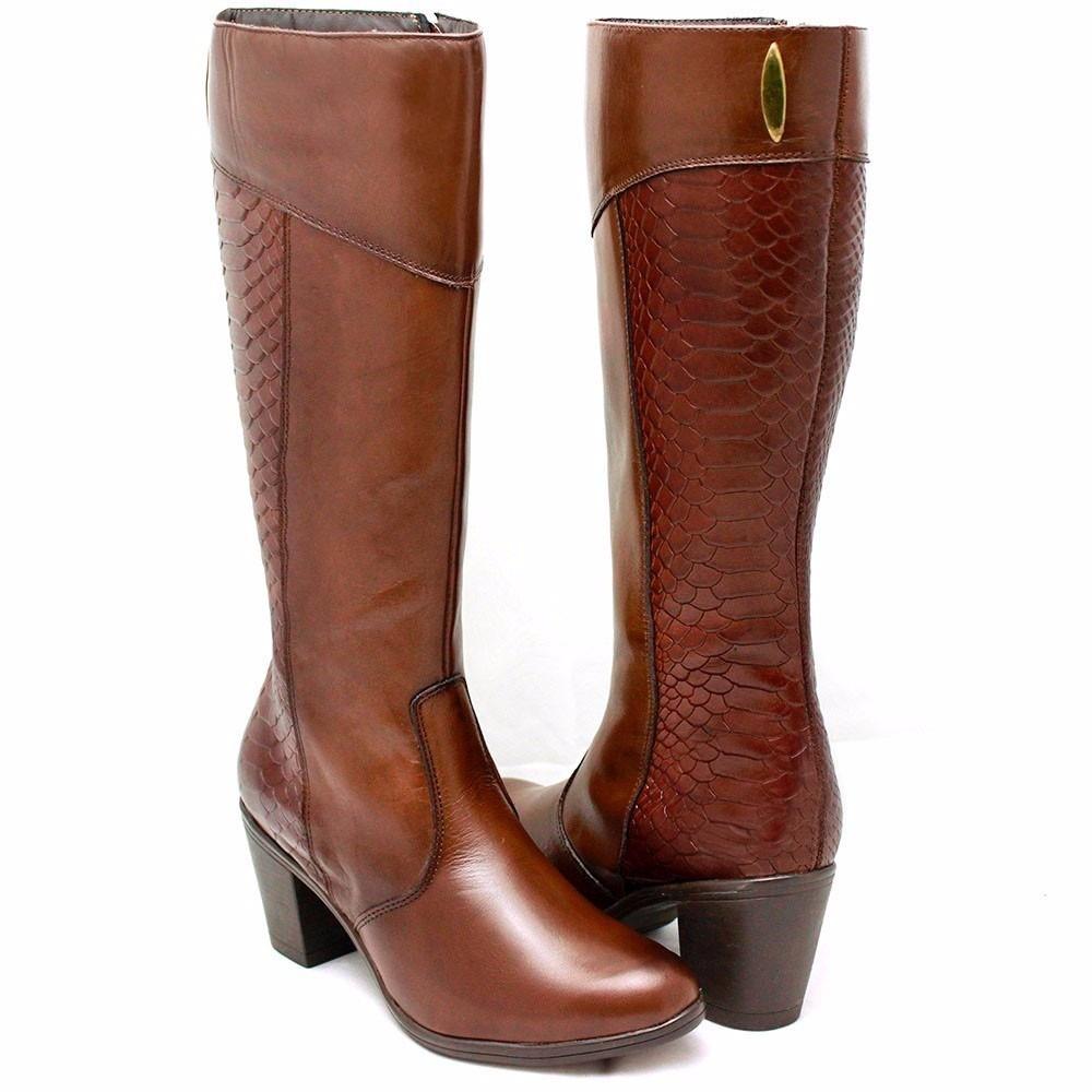 721a2adb1 bota feminina em couro legitimo direto fabrica promoção. Carregando zoom.