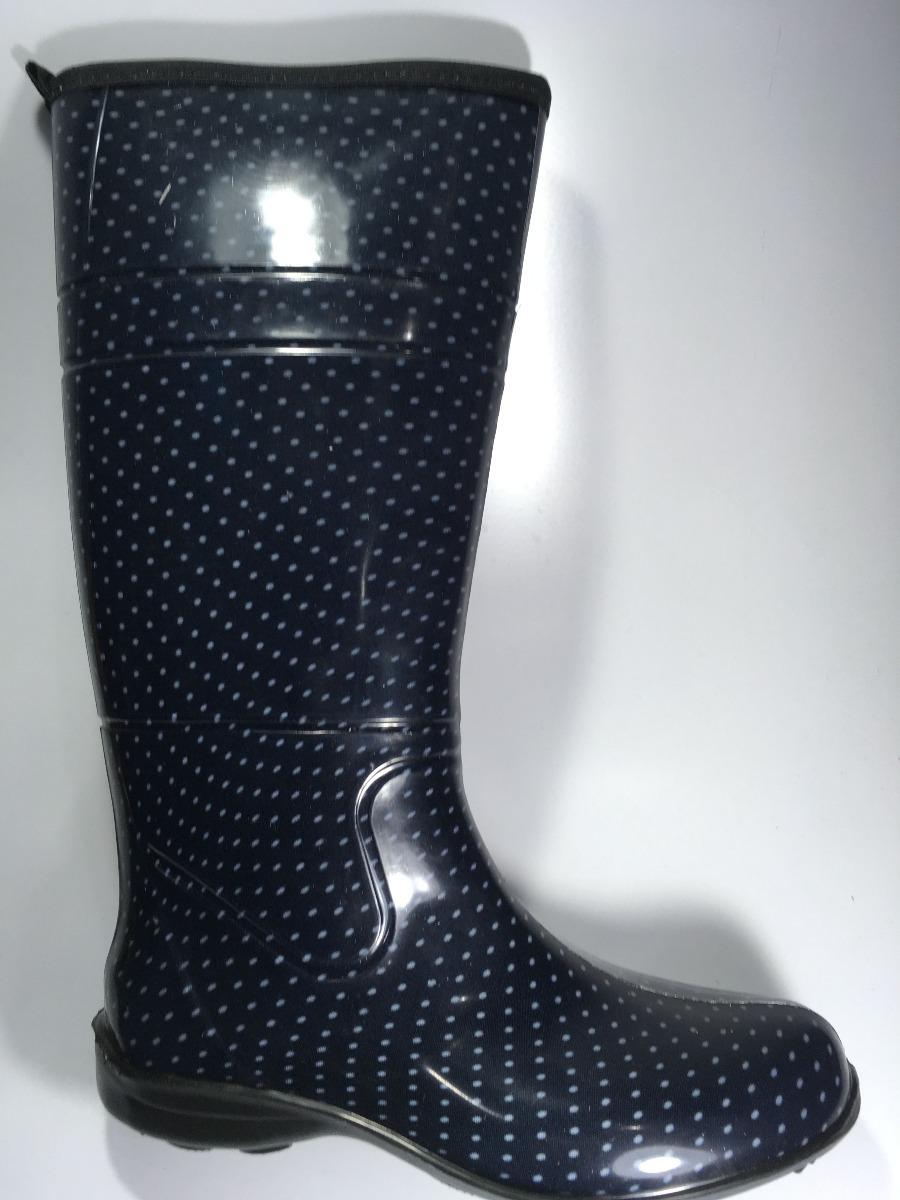 cdfe87672e9 bota feminina galocha pat estilo impermeável montaria. Carregando zoom.
