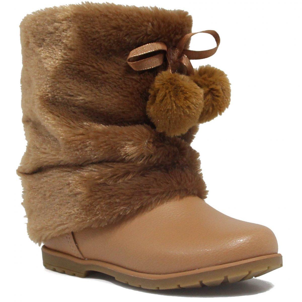 c5adfb09 bota feminina infantil pampili pêlo zíper | betisa. Carregando zoom.