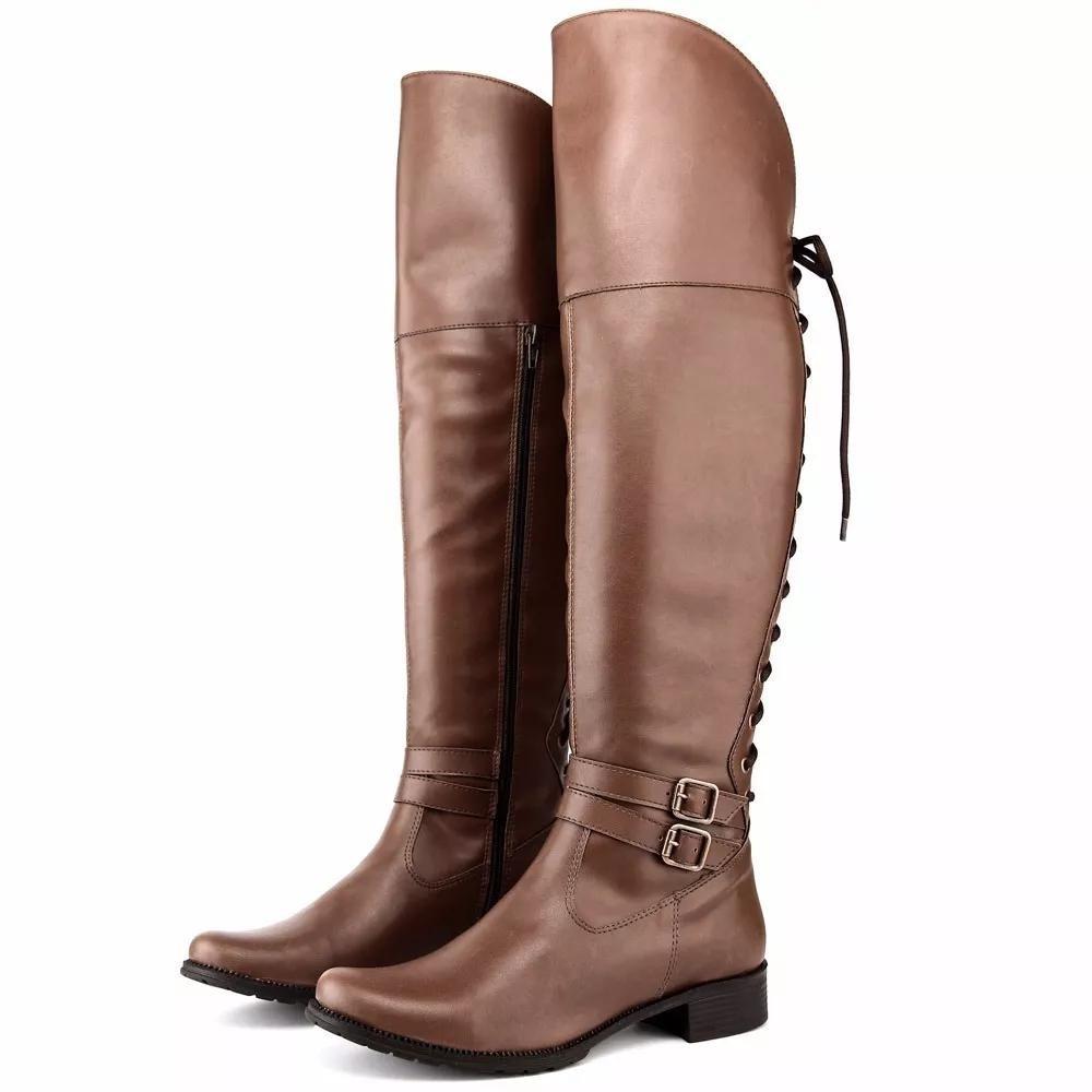 0932cf3dc2 bota feminina liquidação promoção inverno. Carregando zoom.