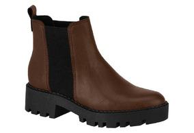 bcdabe649 Ankle Boot Moleca Feminino - Calçados, Roupas e Bolsas com o ...