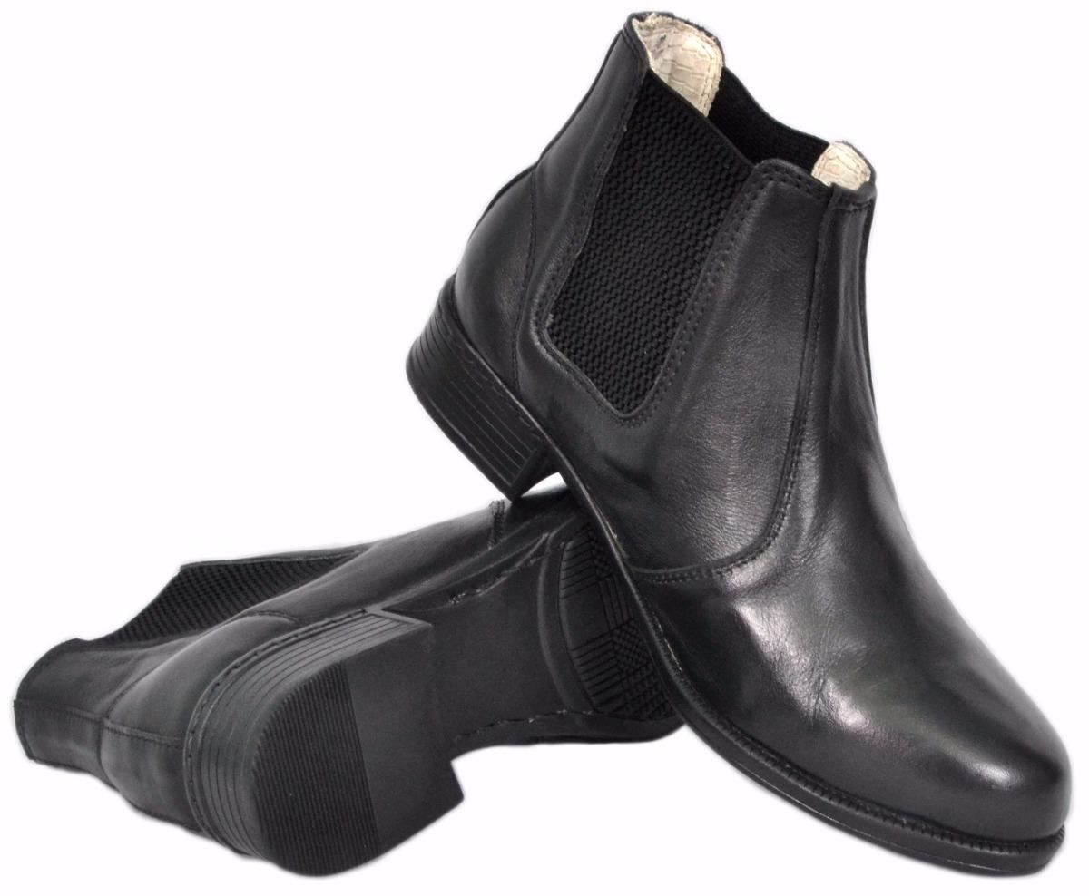 cdcd7f5a7e bota feminina montaria chelsea boots cano curto. Carregando zoom.