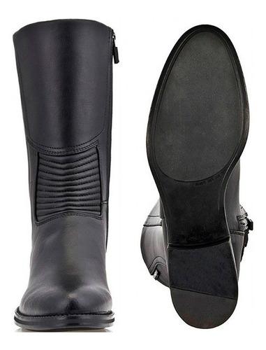 bota feminina moto proteção alpinestars vika impermeavel