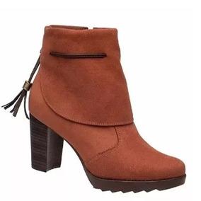 d1d876d038 Sapato Salto Grosso Piccadilly - Sapatos com o Melhores Preços no Mercado  Livre Brasil