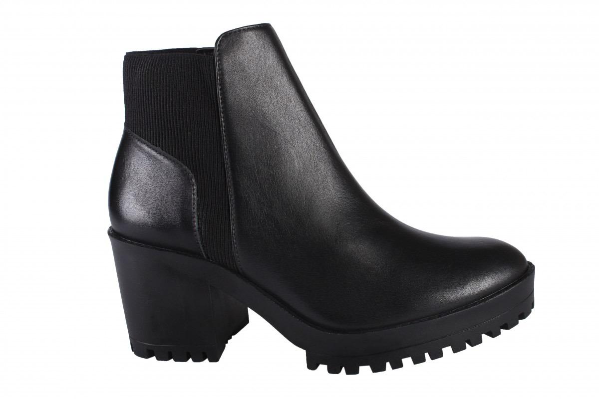 43619bd29 Características. Marca Lia Line  Modelo 15958336  Gênero Feminino  Tipo de  calçado Botas  Estilo Coturnos  Tipo de cano Curto ...