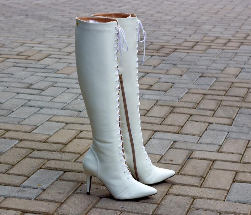 bc015cfb9 bota feminina salto alto numeração especial tamanho grande. Carregando zoom.