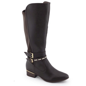 855e9dde1 Bota Comfortflex Com Fivela - Sapatos com o Melhores Preços no Mercado  Livre Brasil