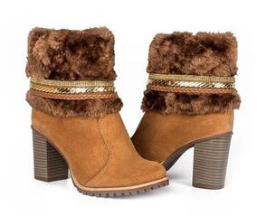 a1f4fe9e6 Bota Tanara Feminina Botas - Calçados, Roupas e Bolsas com o Melhores  Preços no Mercado Livre Brasil